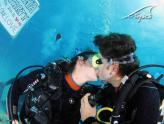 Love Party Underwater en daily sur la Mer Rouge@Alysés plongée Hurghada Egypte